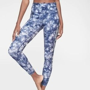 Athleta Tie Dye Leggings